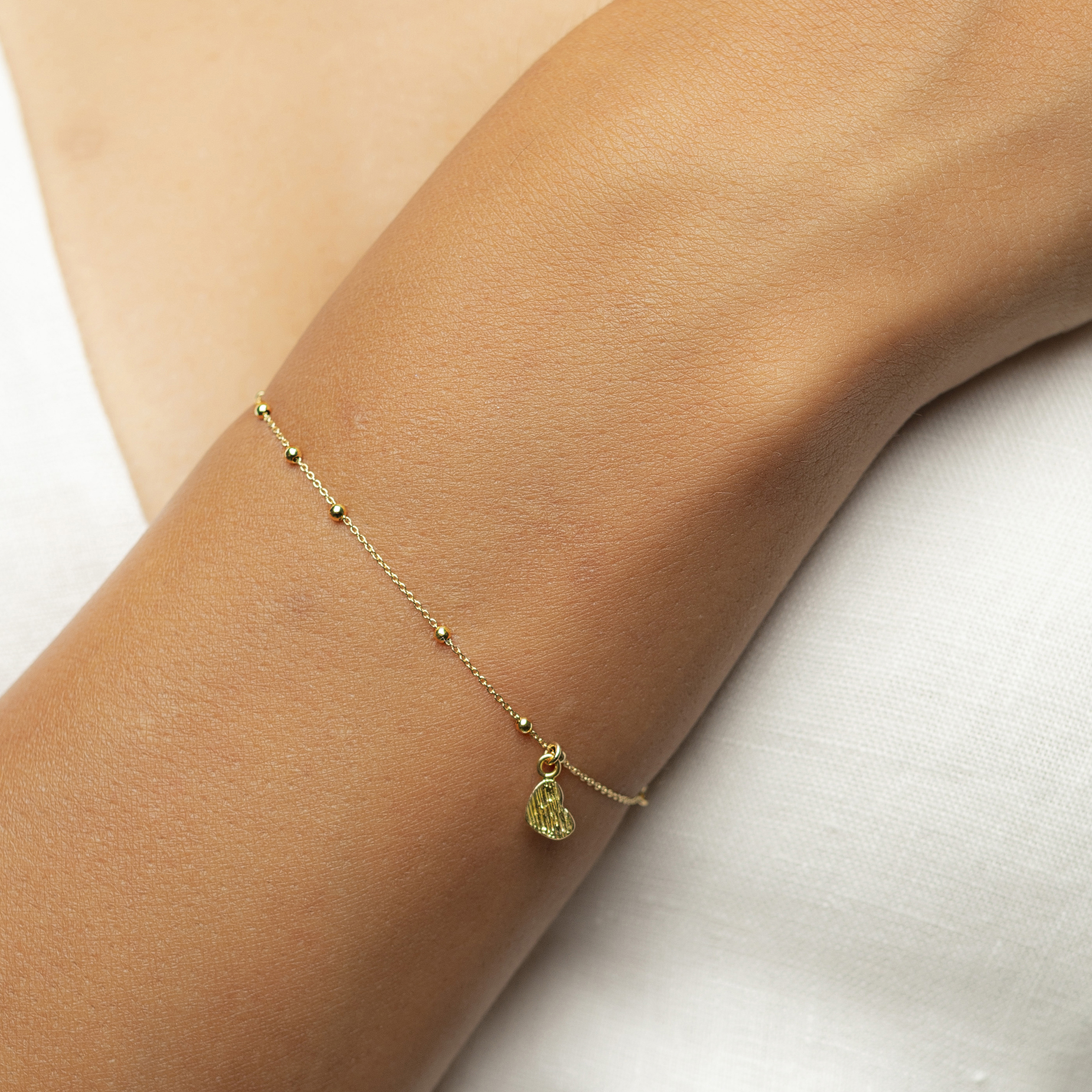 Honey Bracelet by N-UE Fine Jewellery on curated-crowd.com
