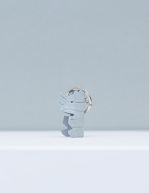 Baby Nono Keyring by Chance Mystère on curated-crowd.com