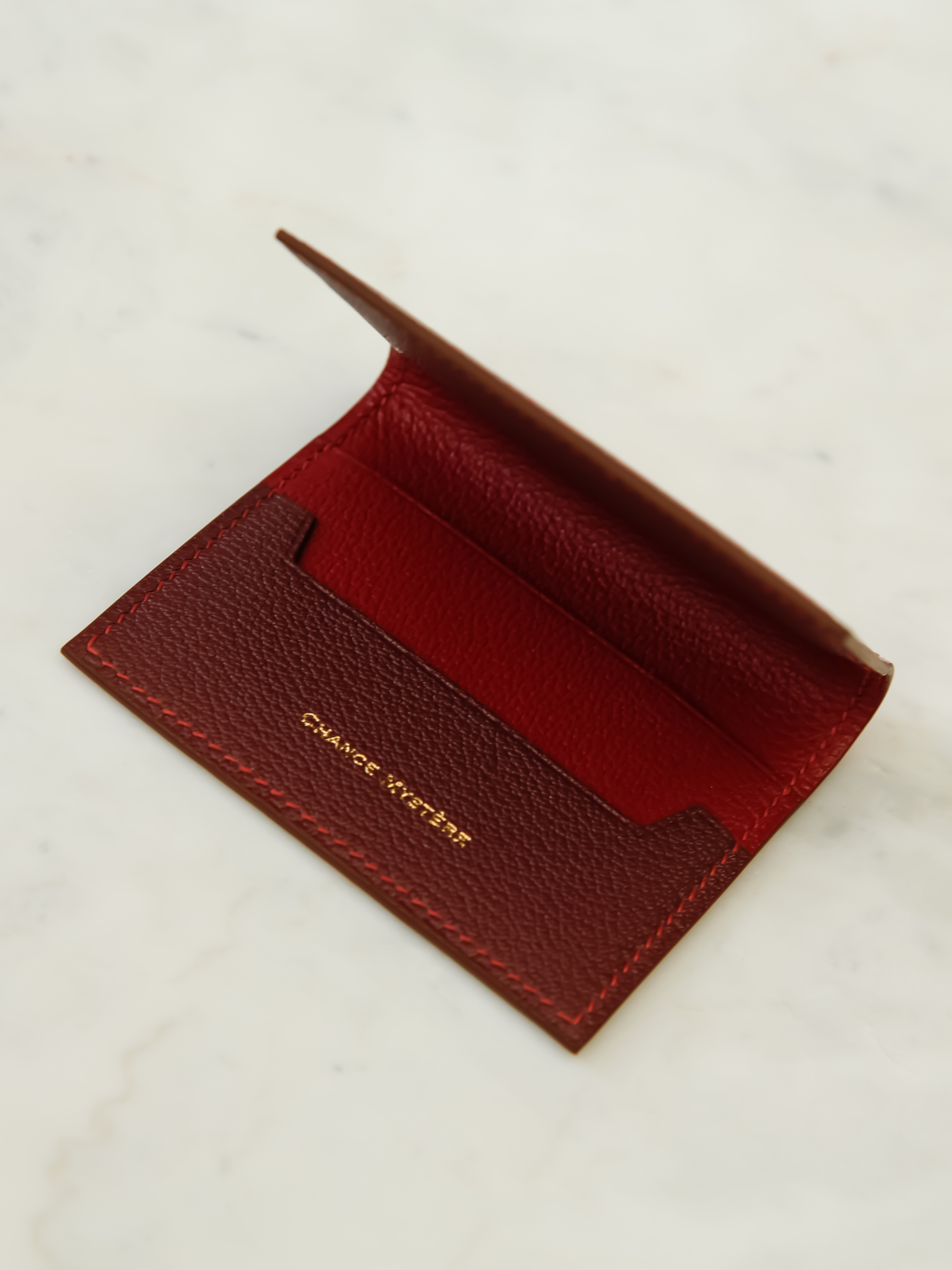 Bifold Cardholder A by Chance Mystère on curated-crowd.com