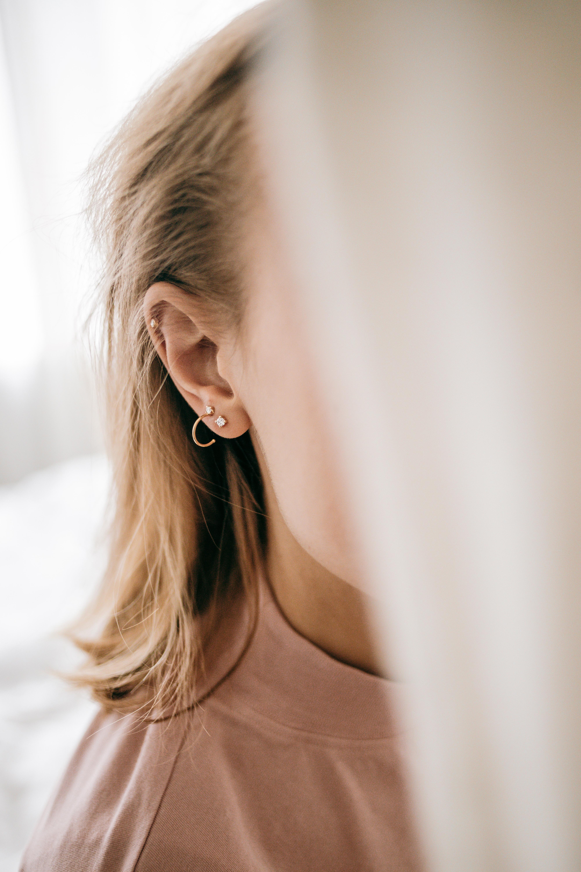 Flawless Earrings by N-UE Fine Jewellery on curated-crowd.com