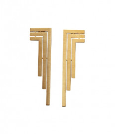 Earrings Chemins by Maramz on curated-crowd.com