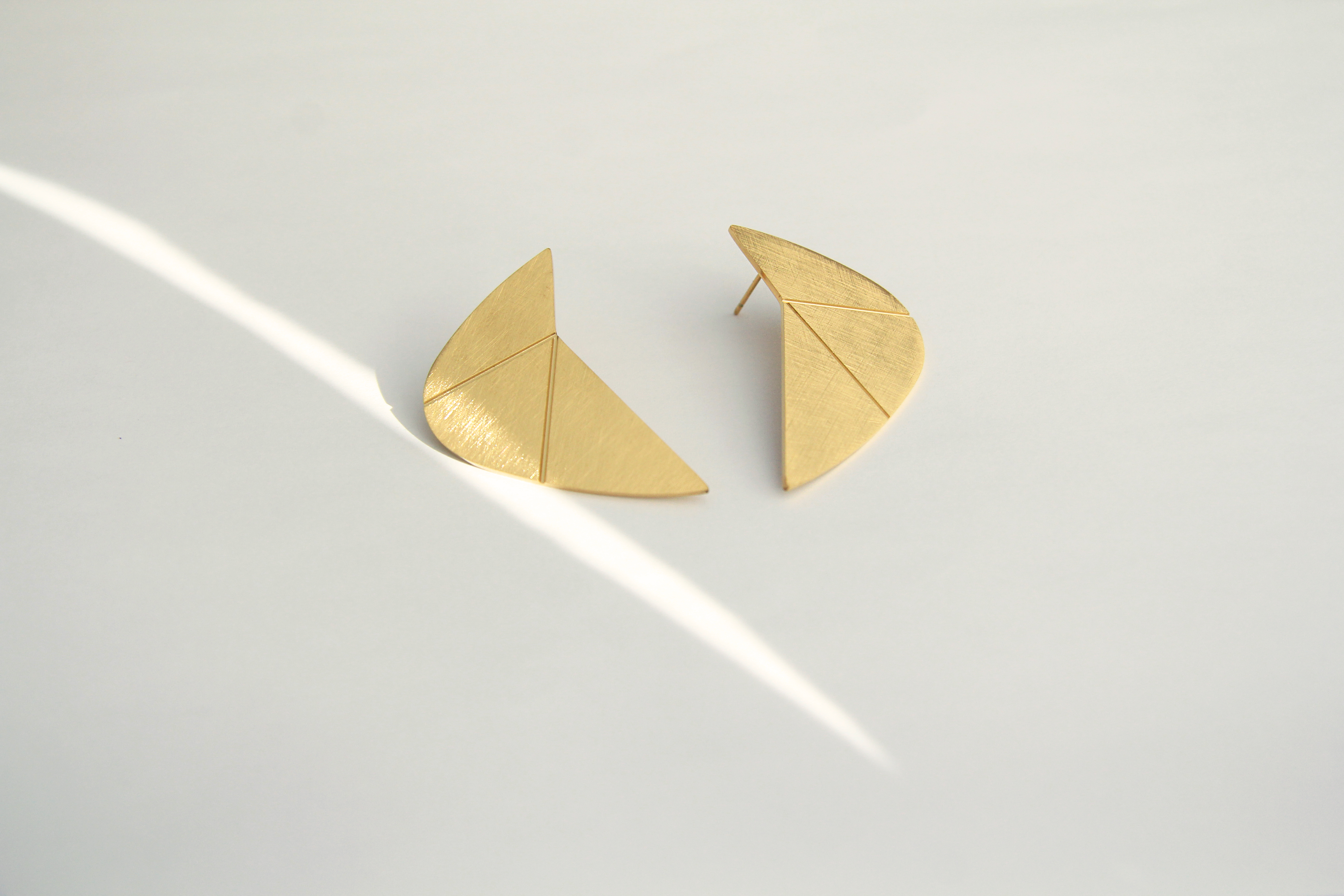 Eclipse Earrings by Maramz on curated-crowd.com