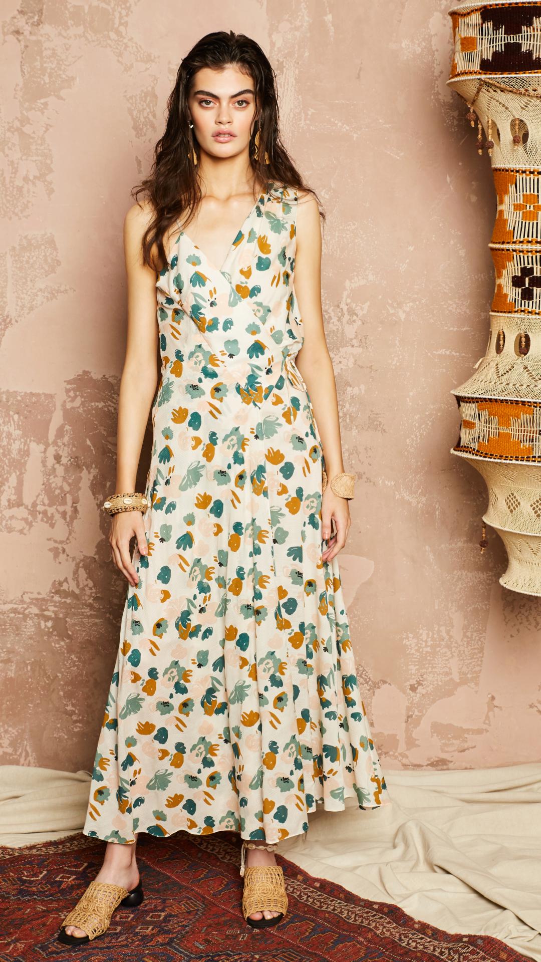 Faithe Dress by Alexandra Kaiser on curated-crowd.com