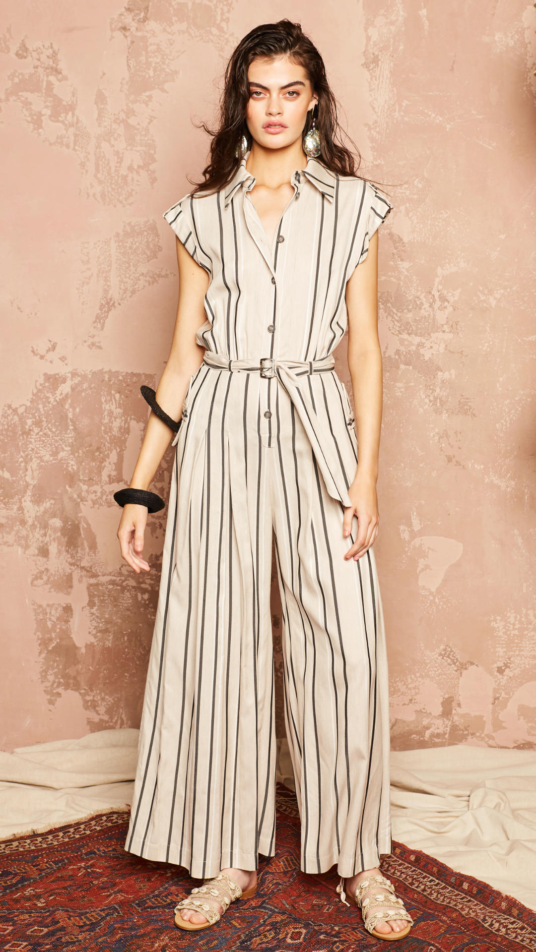 Farin Jumpsuit by Alexandra Kaiser on curated-crowd.com