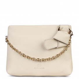 Mini Mayfair Shoulder Bag - Vanilla by Esin Akan on curated-crowd.com
