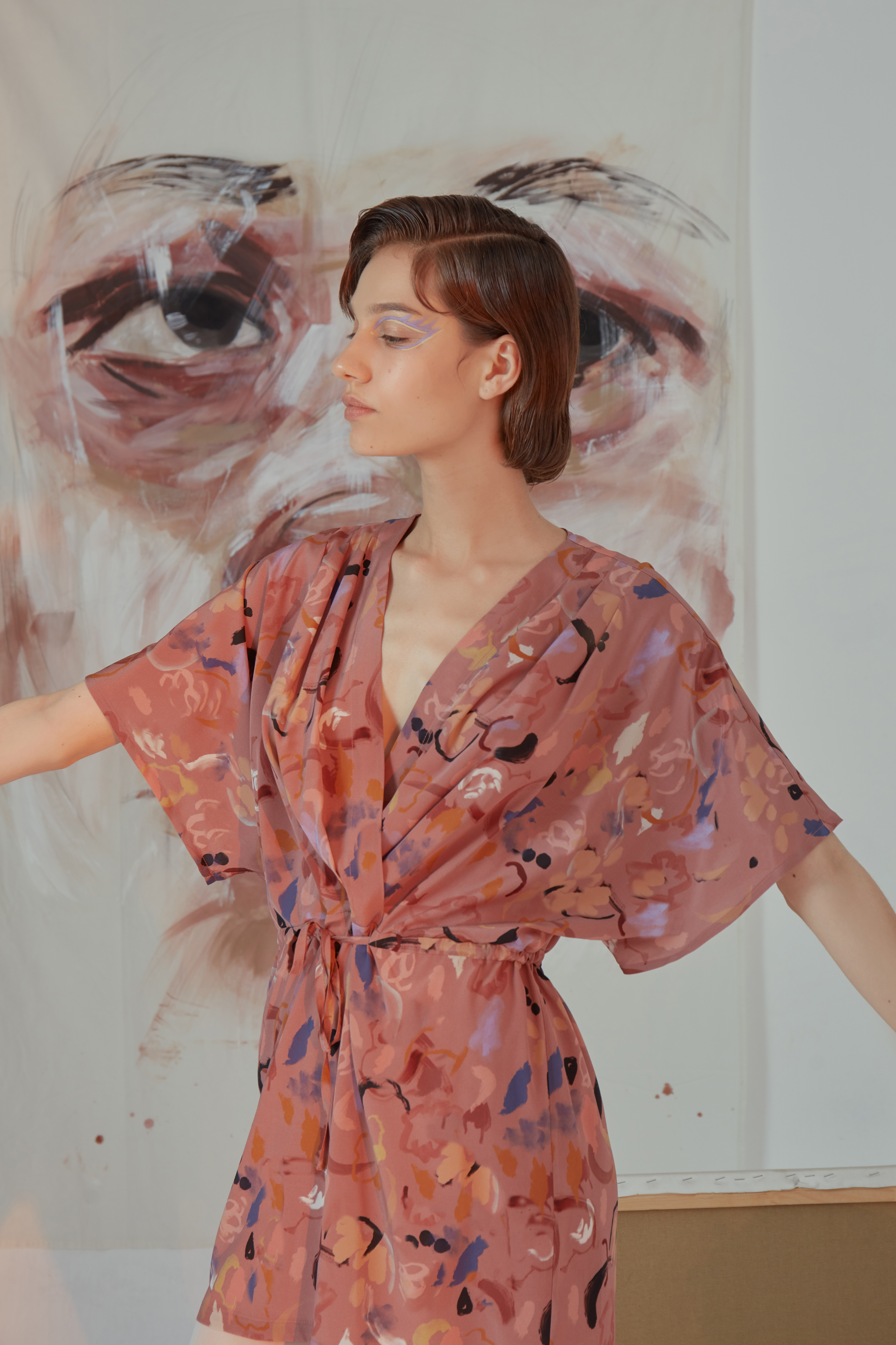 Vamos Dress - Pink by Laika on curated-crowd.com