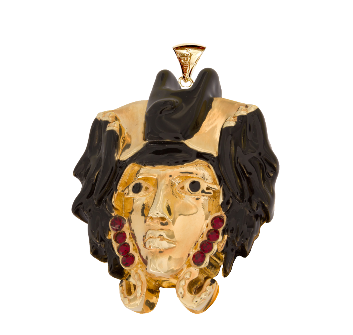 Lucky Moor Charm by Acchitto on curated-crowd.com
