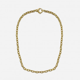 Aurea Grande Necklace by Acchitto on curated-crowd.com