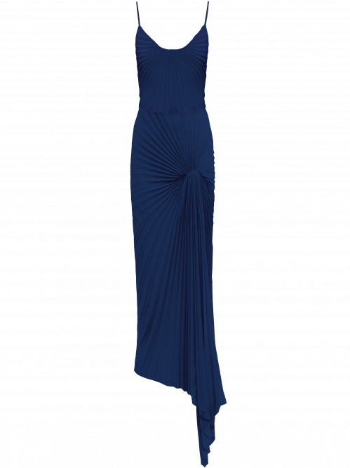 Dazed Dress Floor Length by Georgia Hardinge on curated-crowd.com