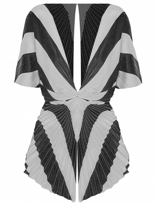 Illusion Top by Georgia Hardinge on curated-crowd.com