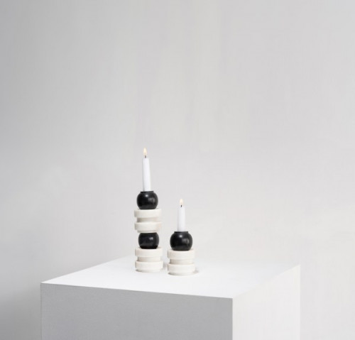 Aag Candle Stands by Kam Ce Kam on curated-crowd.com