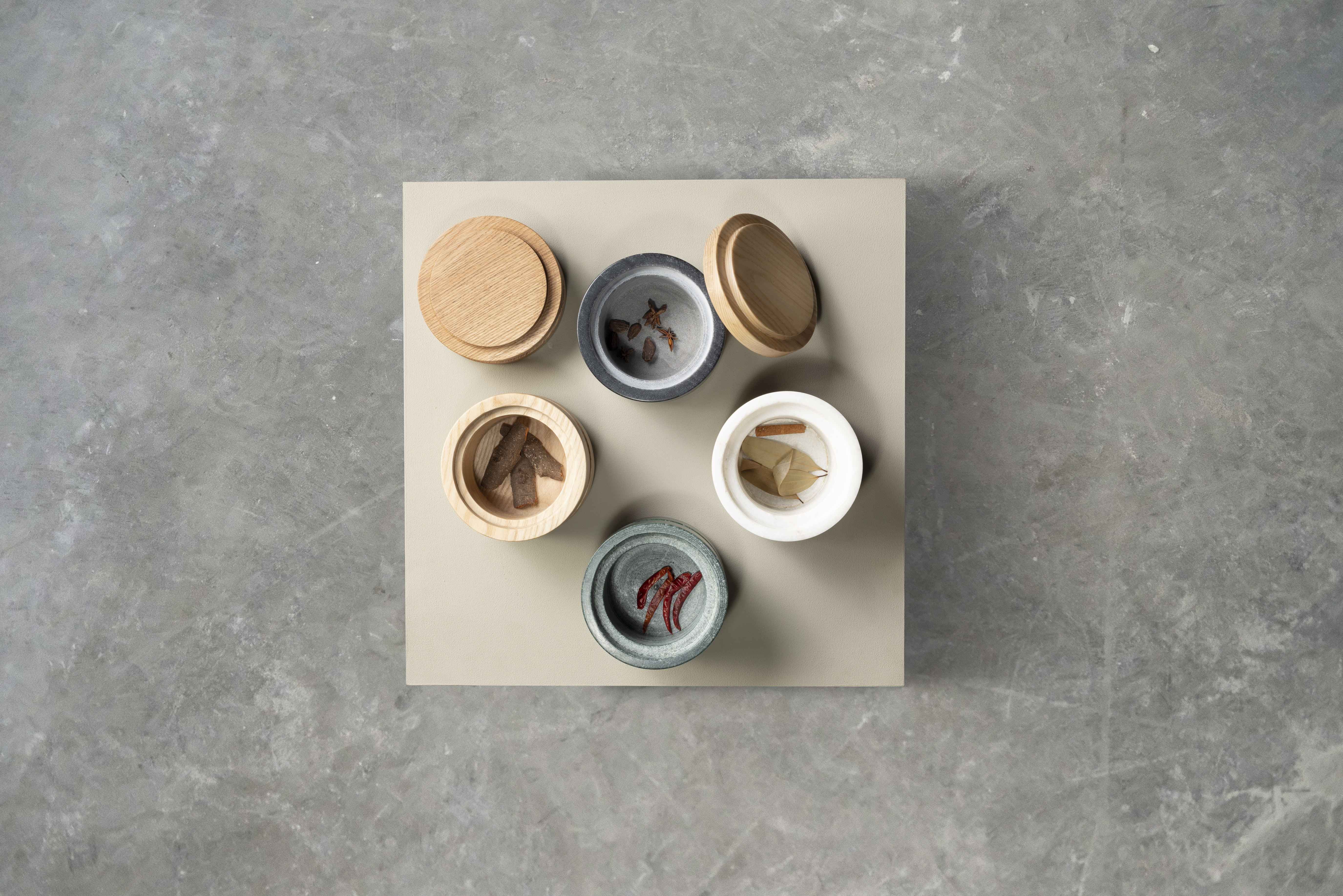 Namak Boxes by Kam Ce Kam on curated-crowd.com