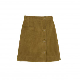 Coloda Skirt - Green by Berta Cabestany on curated-crowd.com