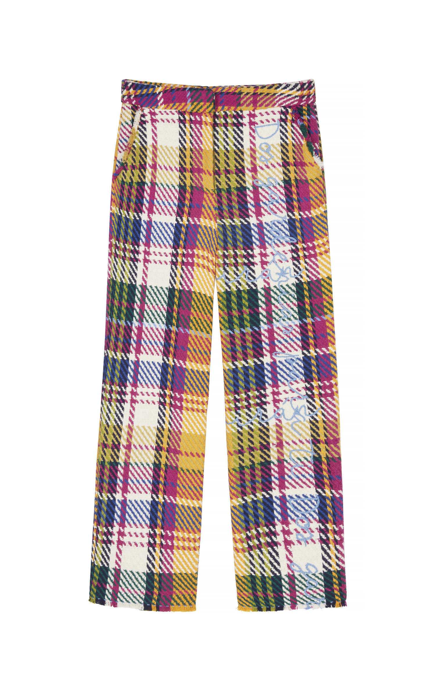 Cristo Trousers by Berta Cabestany on curated-crowd.com