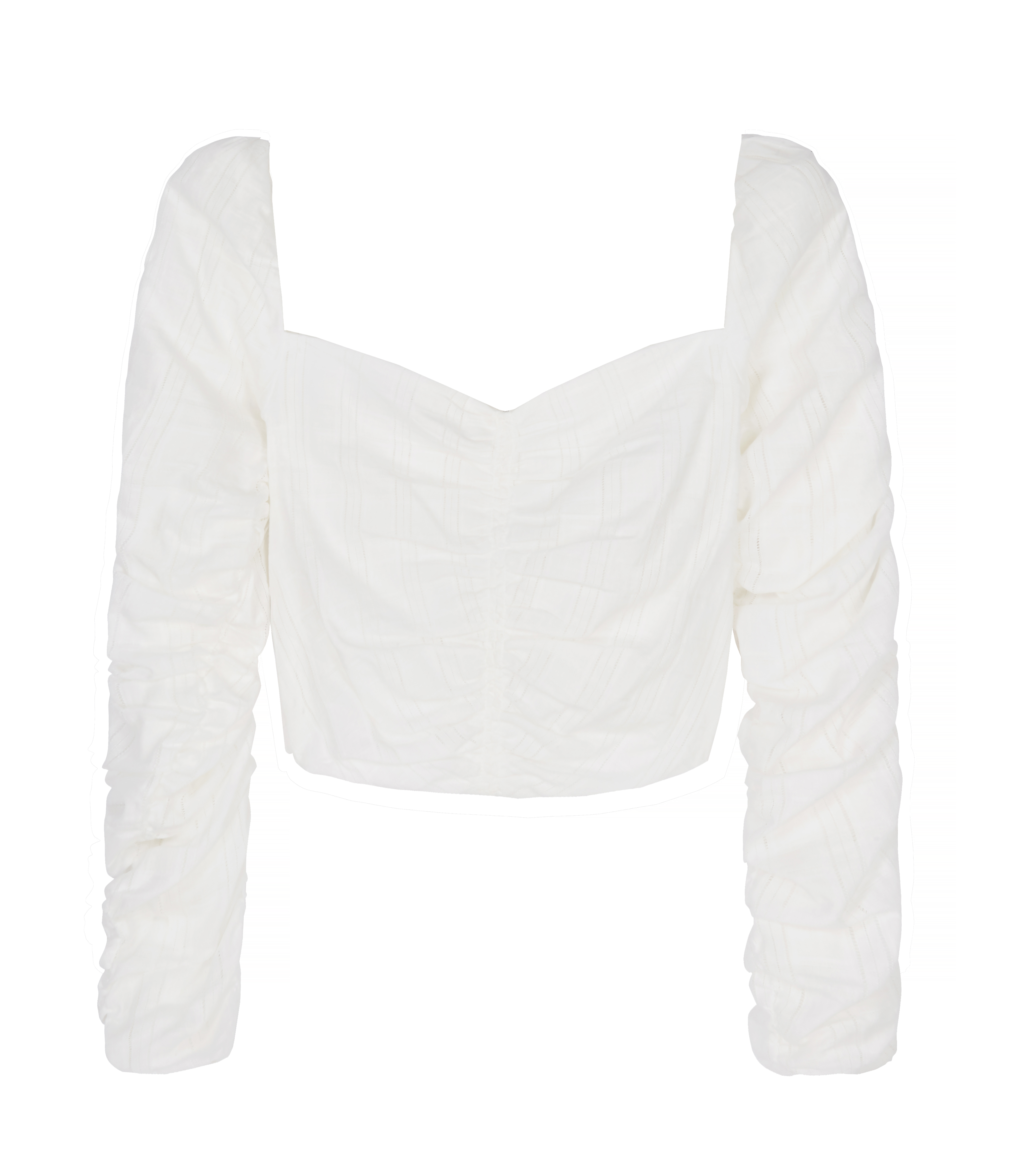 Sofia Top by Berta Cabestany on curated-crowd.com