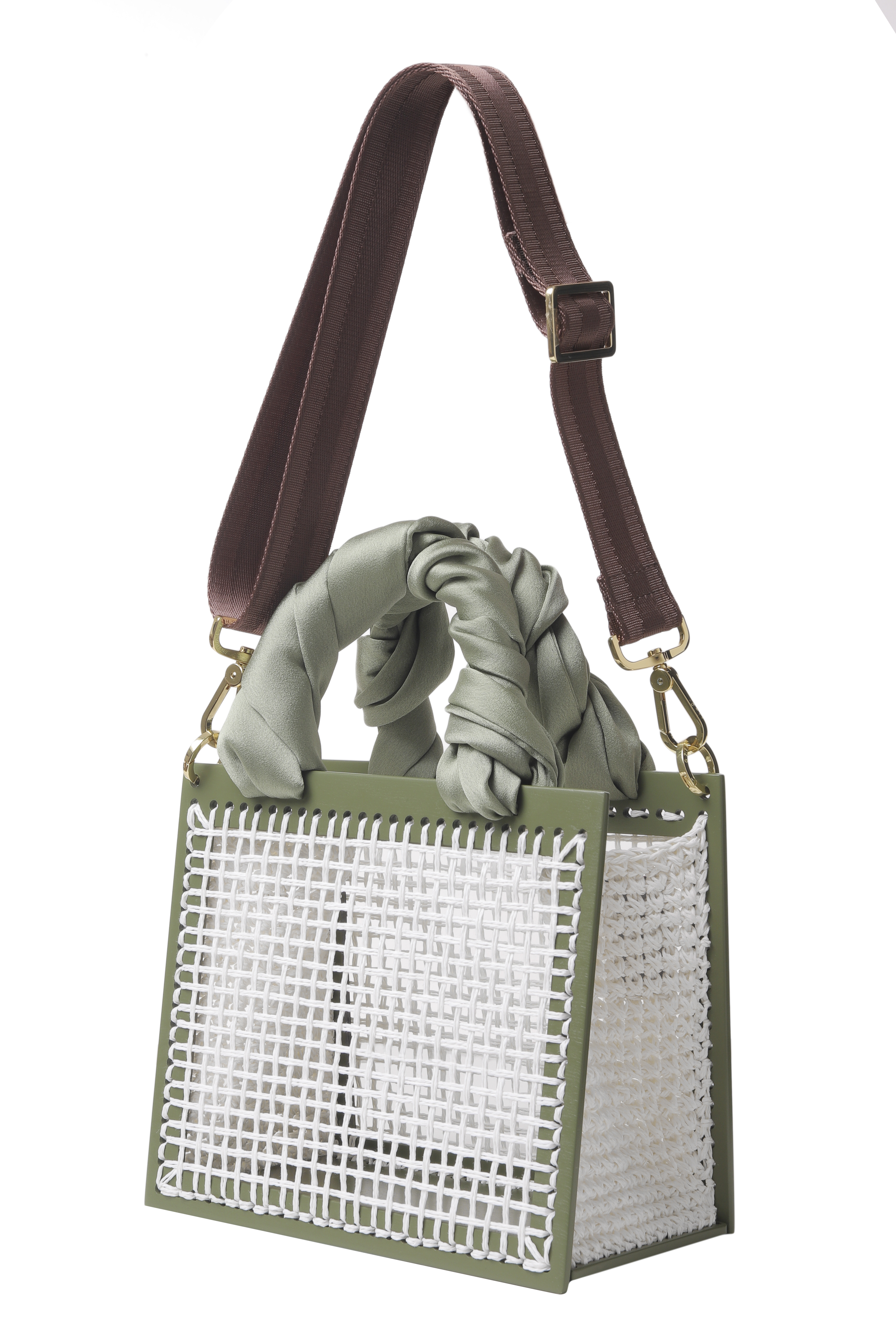 St. Barts Bucket Bag by 0711 Tbilisi on curated-crowd.com