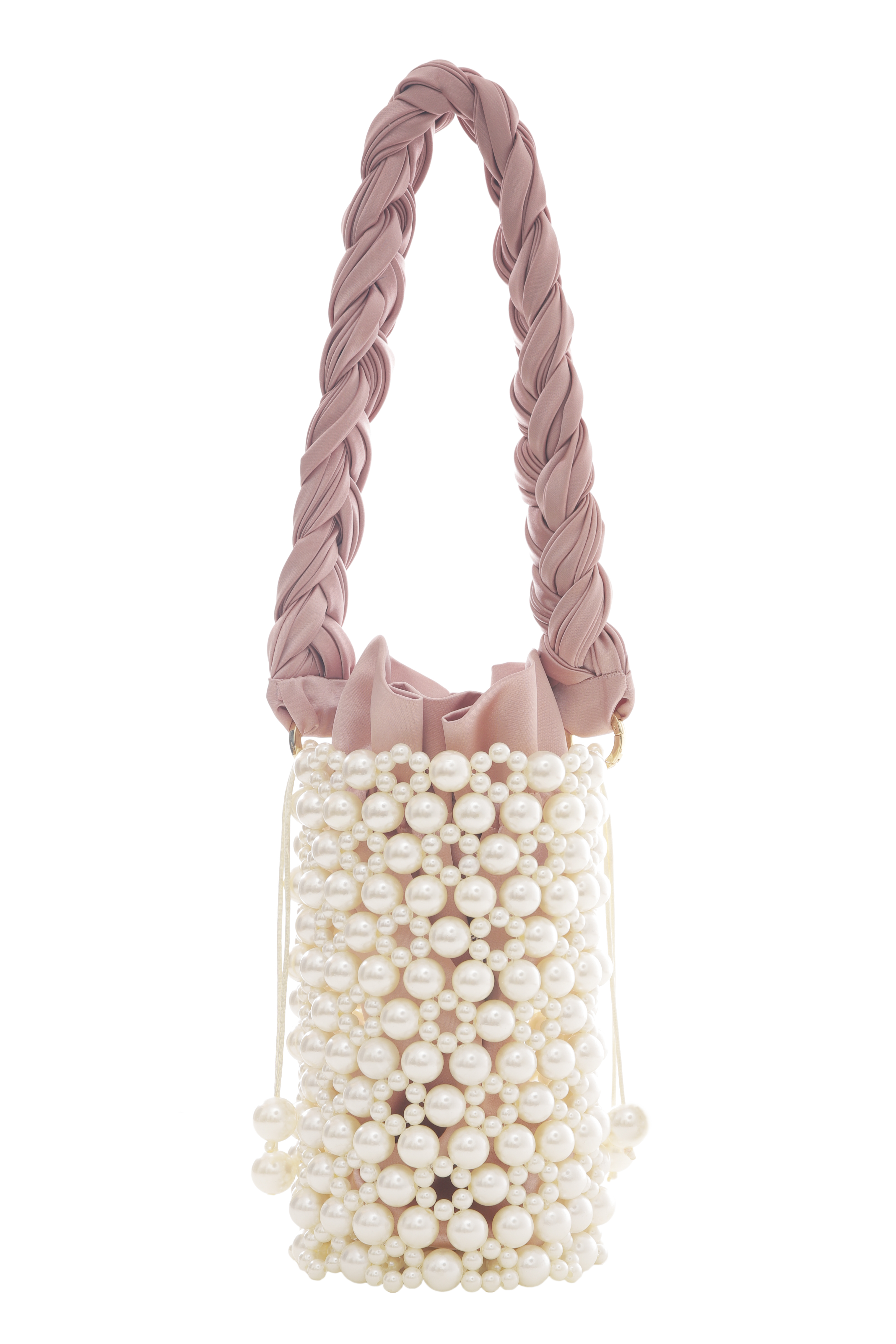 Large Leli Bucket Bag by 0711 Tbilisi on curated-crowd.com