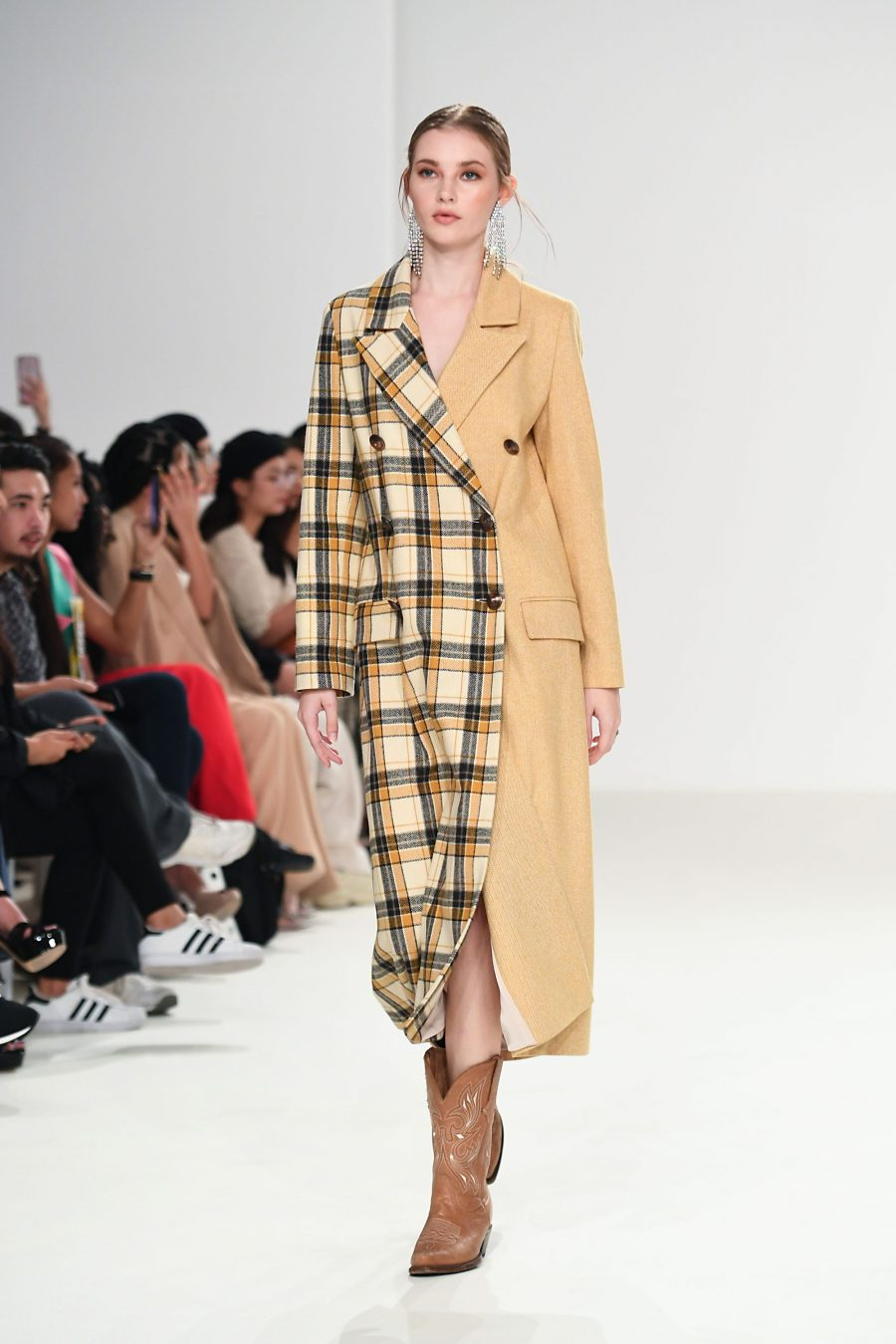 Brooke Coat - Beige by Jessica K on curated-crowd.com