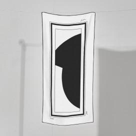 Peace Silk Scarf - FA004s Toronto by Sidikai on curated-crowd.com