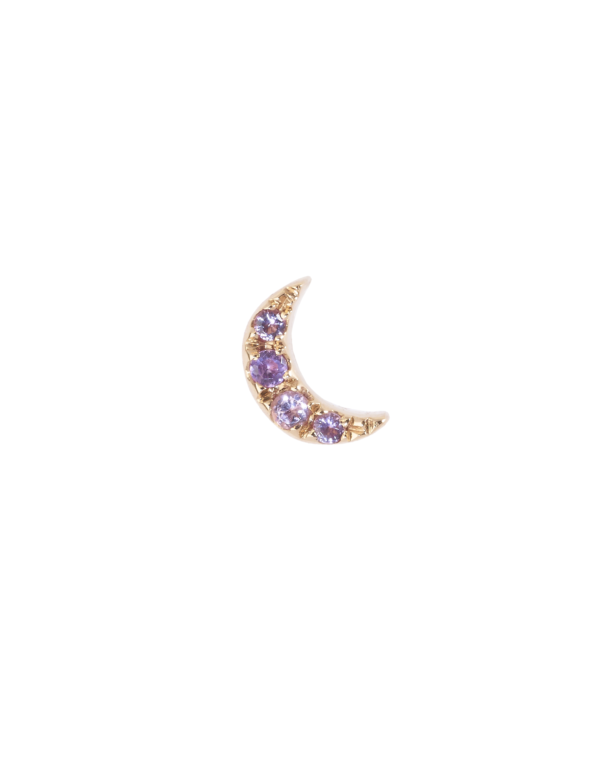 Moonlight Amethyst Earrings by Marmari on curated-crowd.com