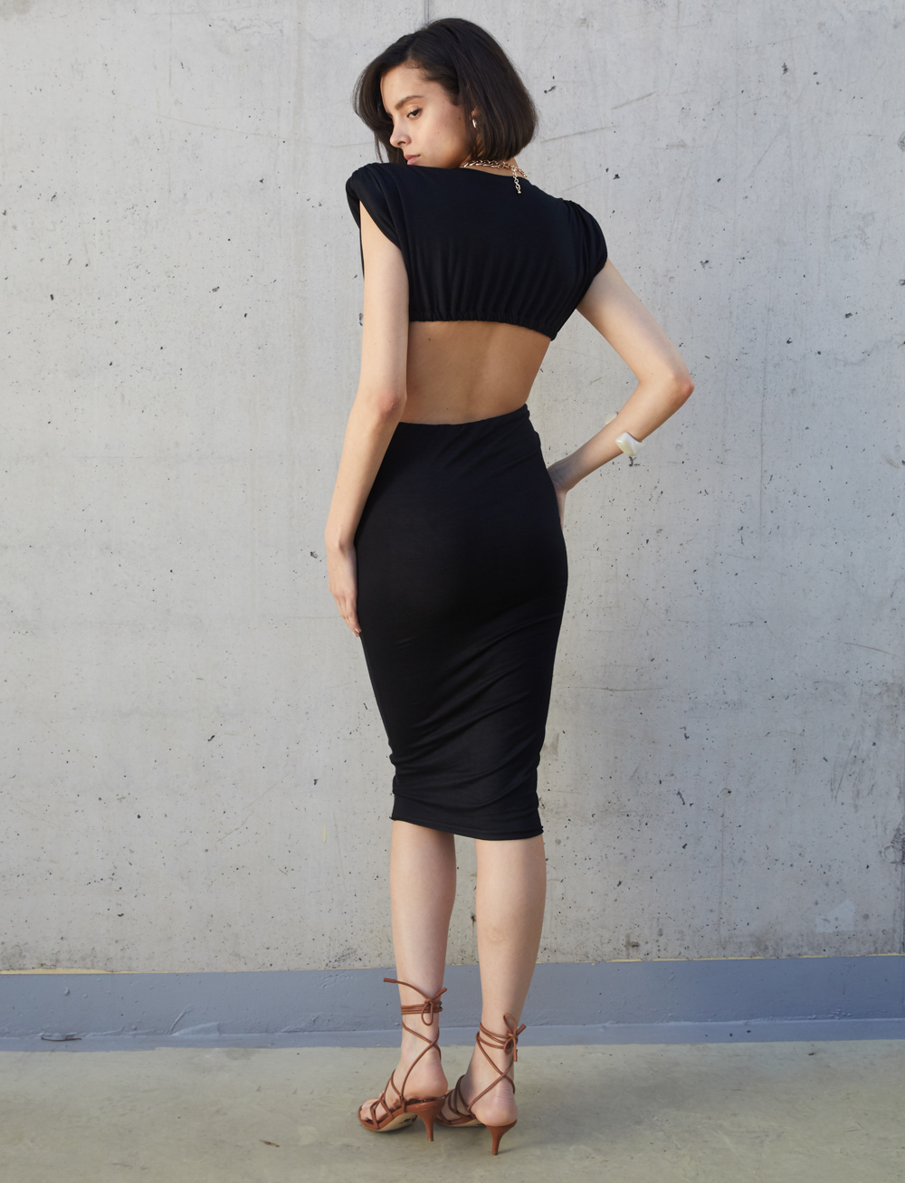 Hotel Cinema Dress by Manurí on curated-crowd.com