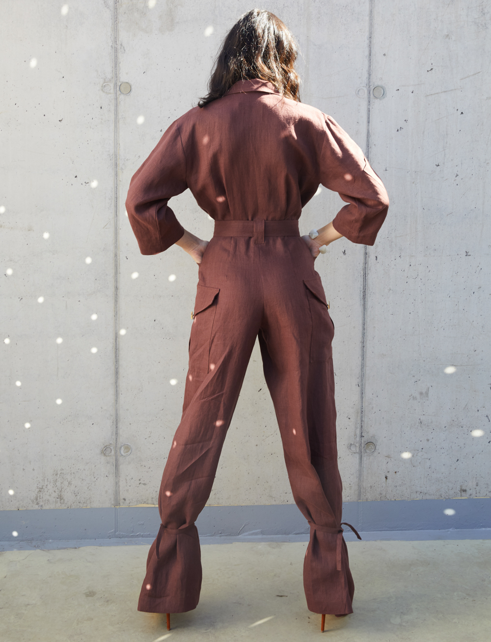 Summer Camp '20 Jumpsuit by Manurí on curated-crowd.com