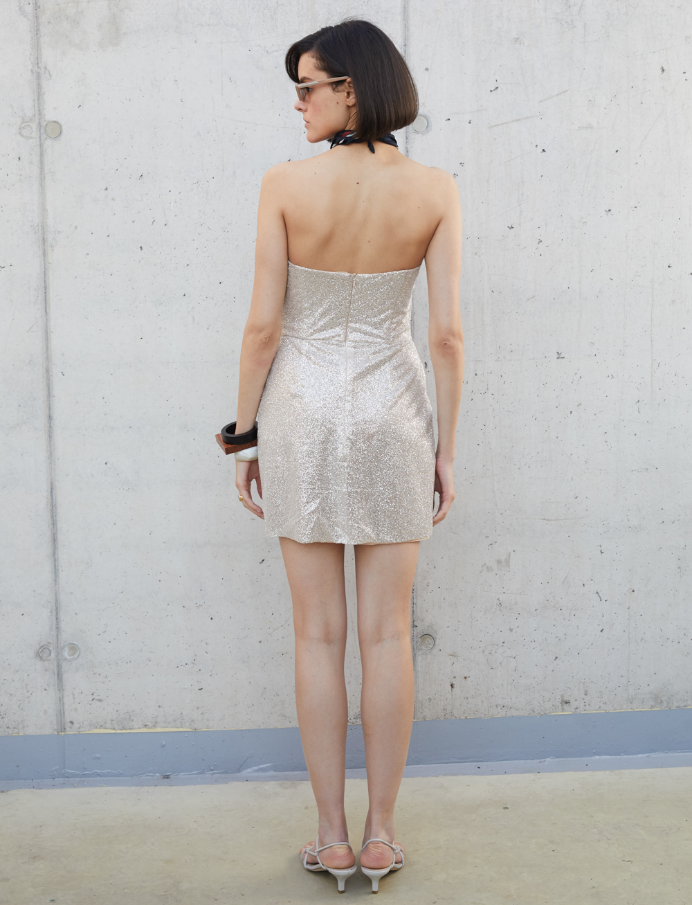 Gia Dress by Manurí on curated-crowd.com