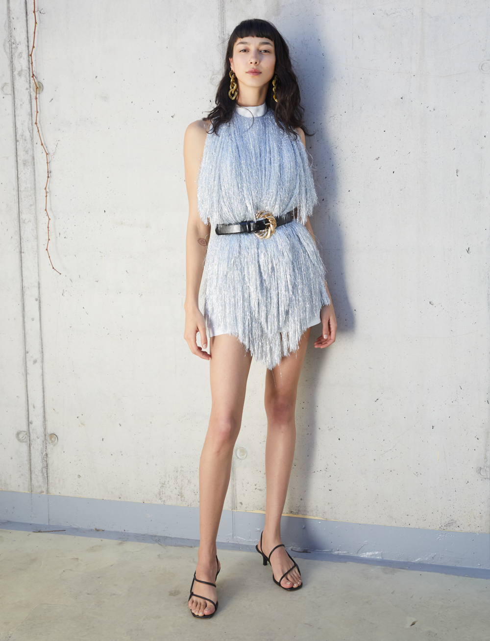 Cyberia Jumpsuit by Manurí on curated-crowd.com