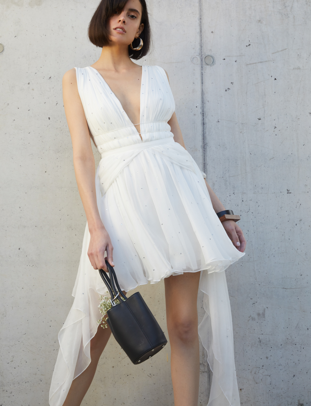 Adele Dress by Manurí on curated-crowd.com