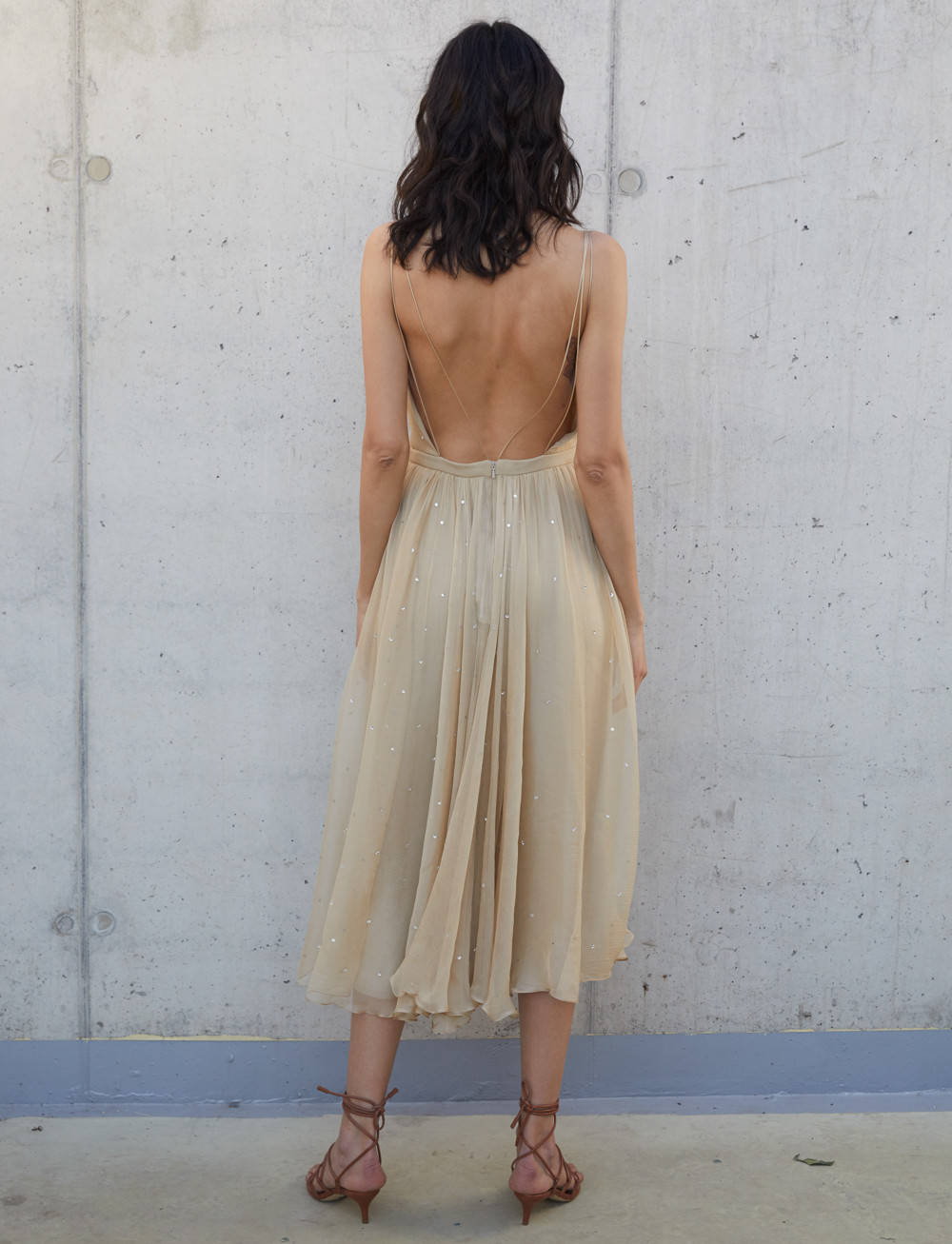 Lady Light Dress by Manurí on curated-crowd.com