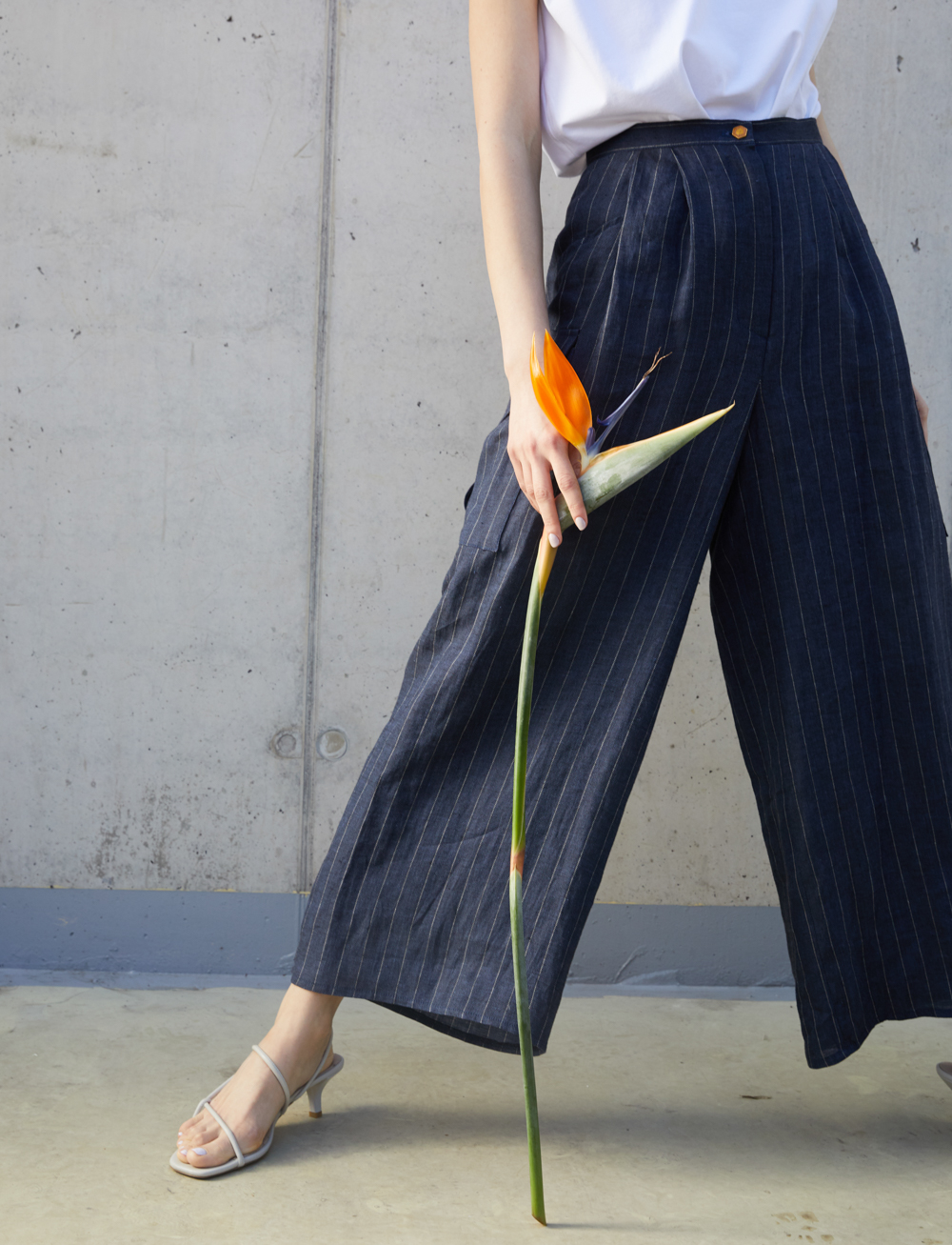 Luiz Trousers by Manurí on curated-crowd.com