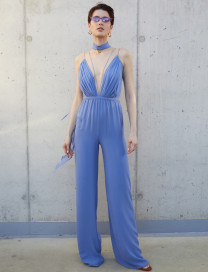 Vika Jumpsuit by Manurí on curated-crowd.com
