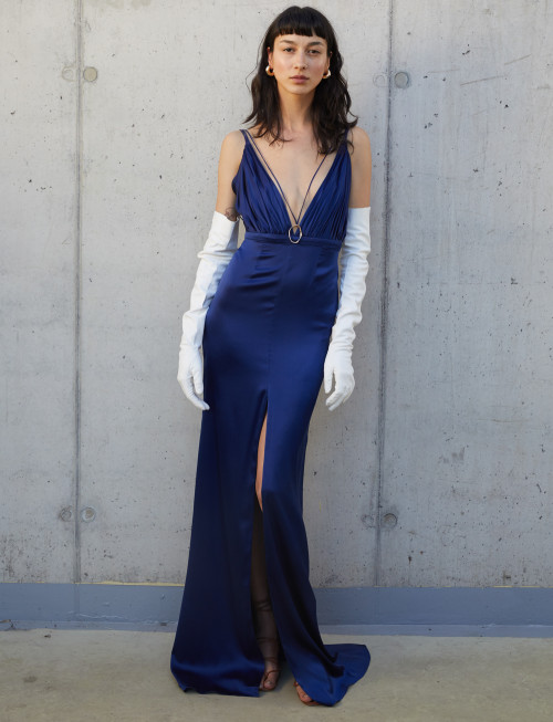 Martinez Gown by Manurí on curated-crowd.com