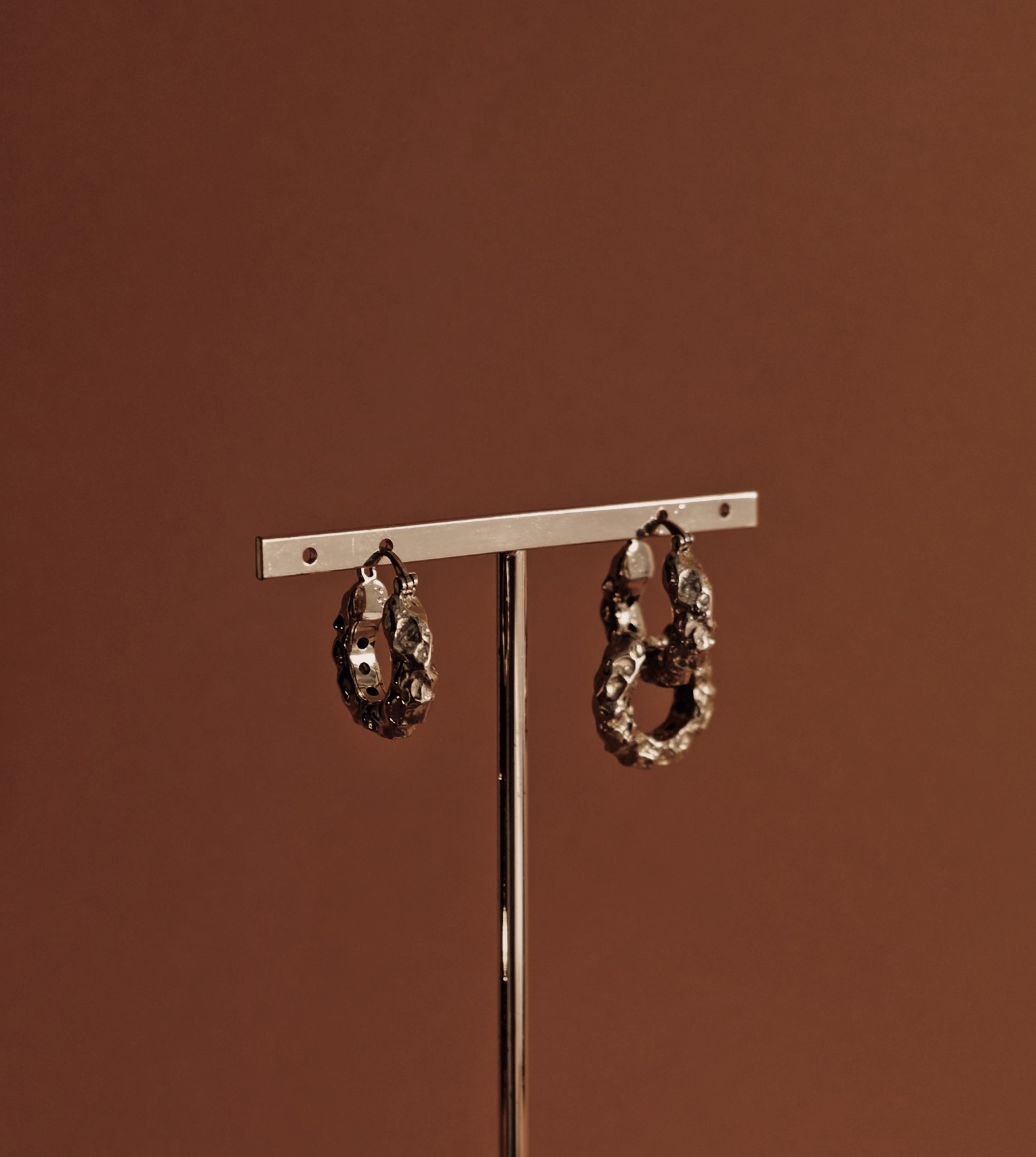 Arianne Earrings - Gold by Emili on curated-crowd.com