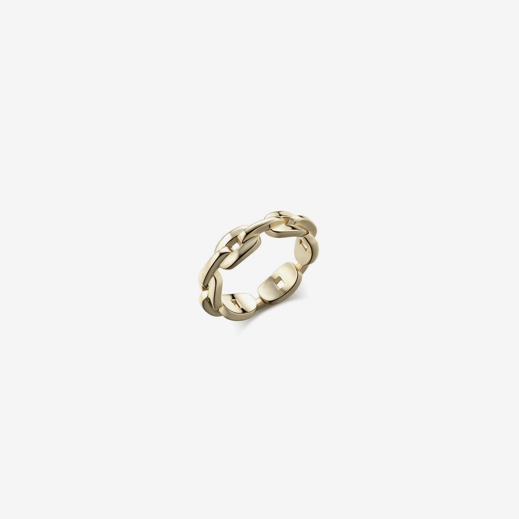 Roi Ring - Gold by Emili on curated-crowd.com