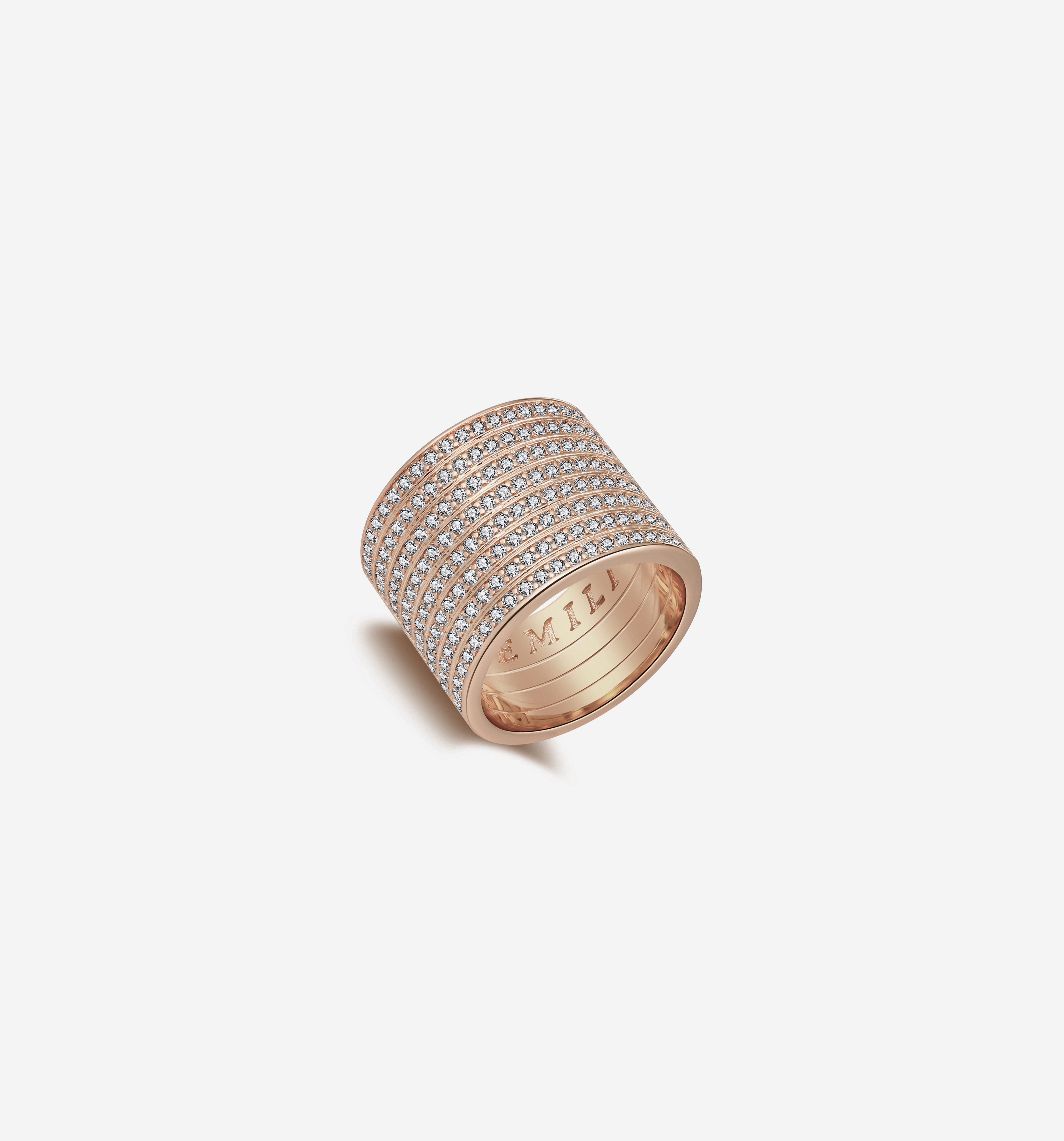 Esther Ring - Gold by Emili on curated-crowd.com