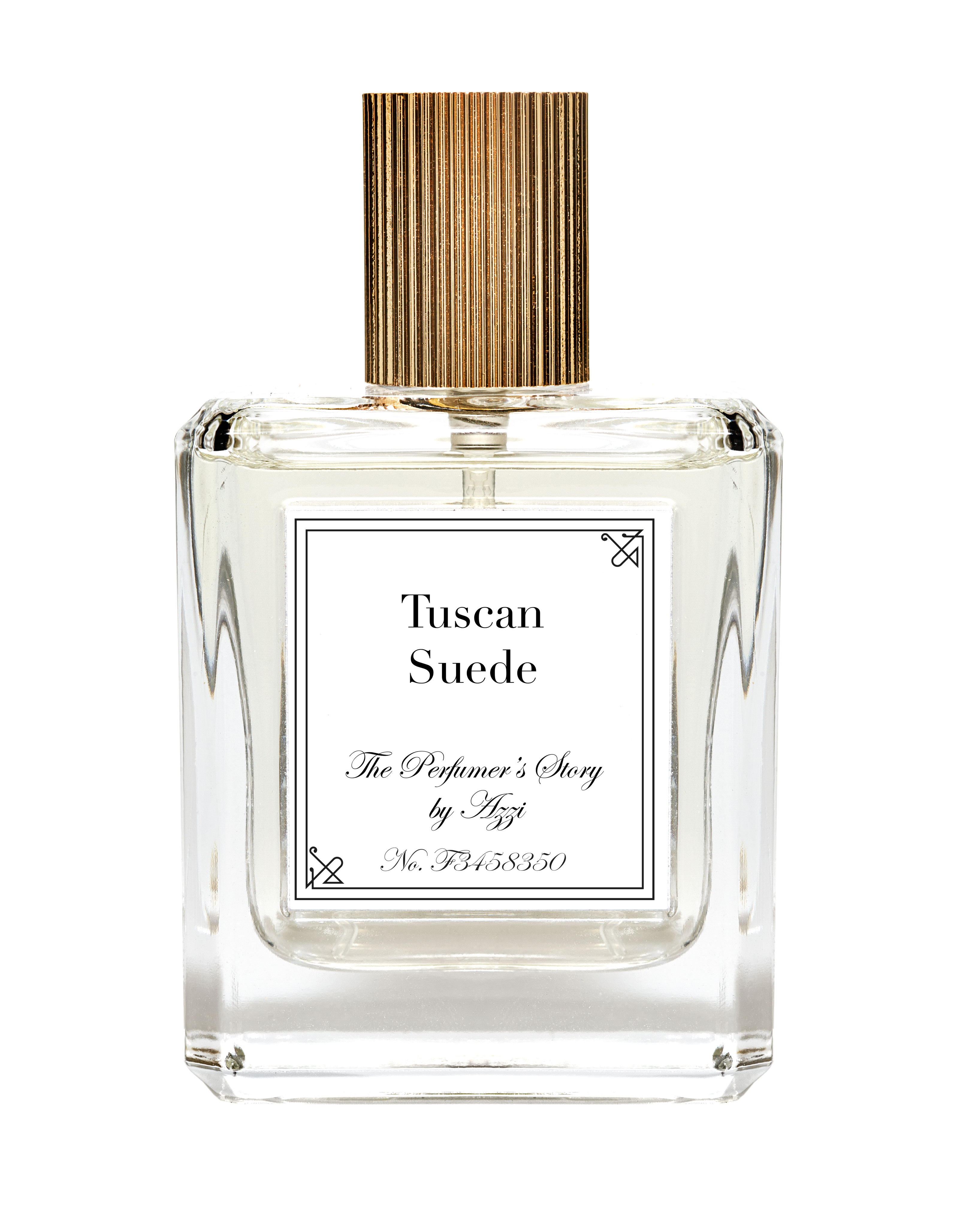 Tuscan Suede Eau De Parfum 30ml by The Perfumer's Story by Azzi on curated-crowd.com