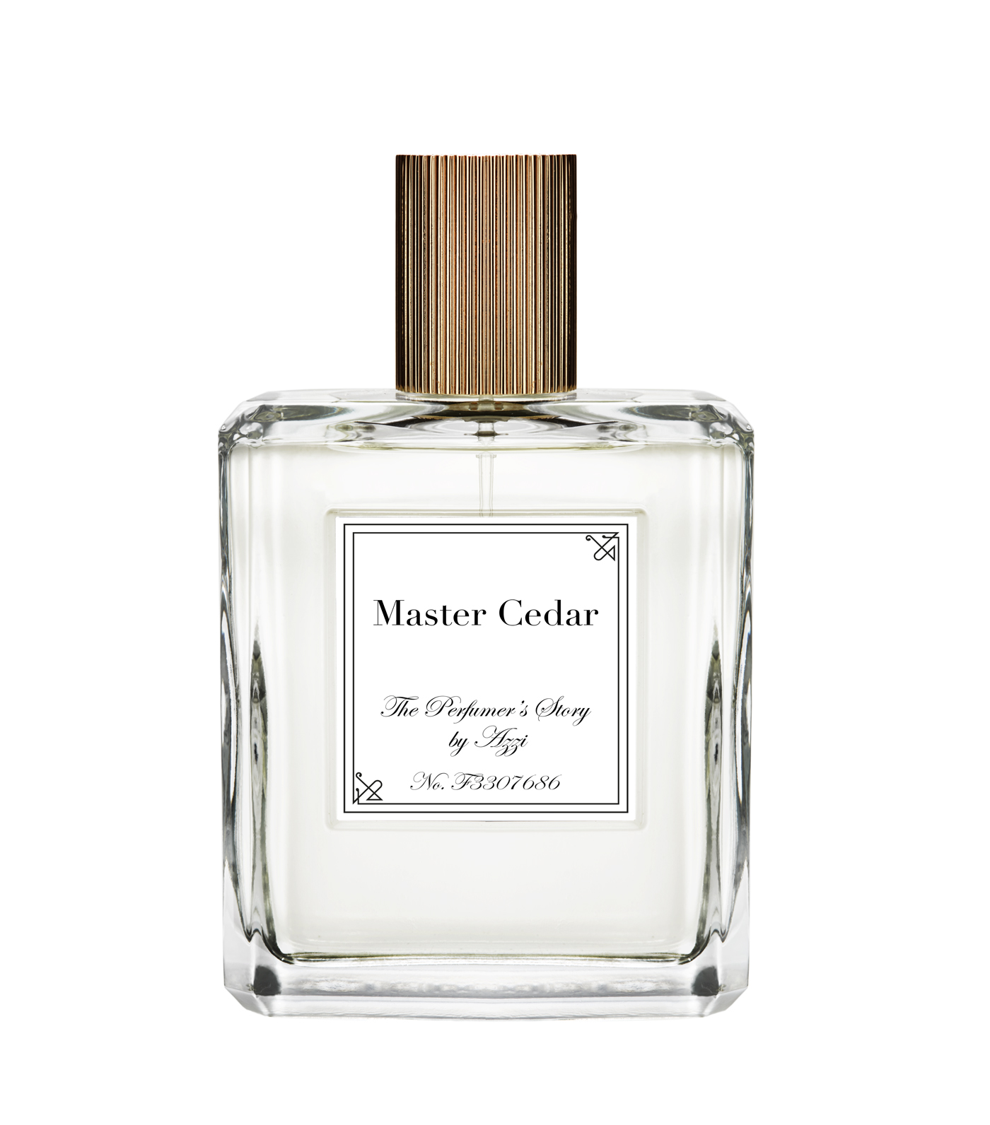 Master Cedar Eau De Parfum 150ml by The Perfumer's Story by Azzi on curated-crowd.com