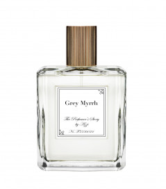 Grey Myrrh Eau De Parfum 150ml by The Perfumer's Story by Azzi on curated-crowd.com