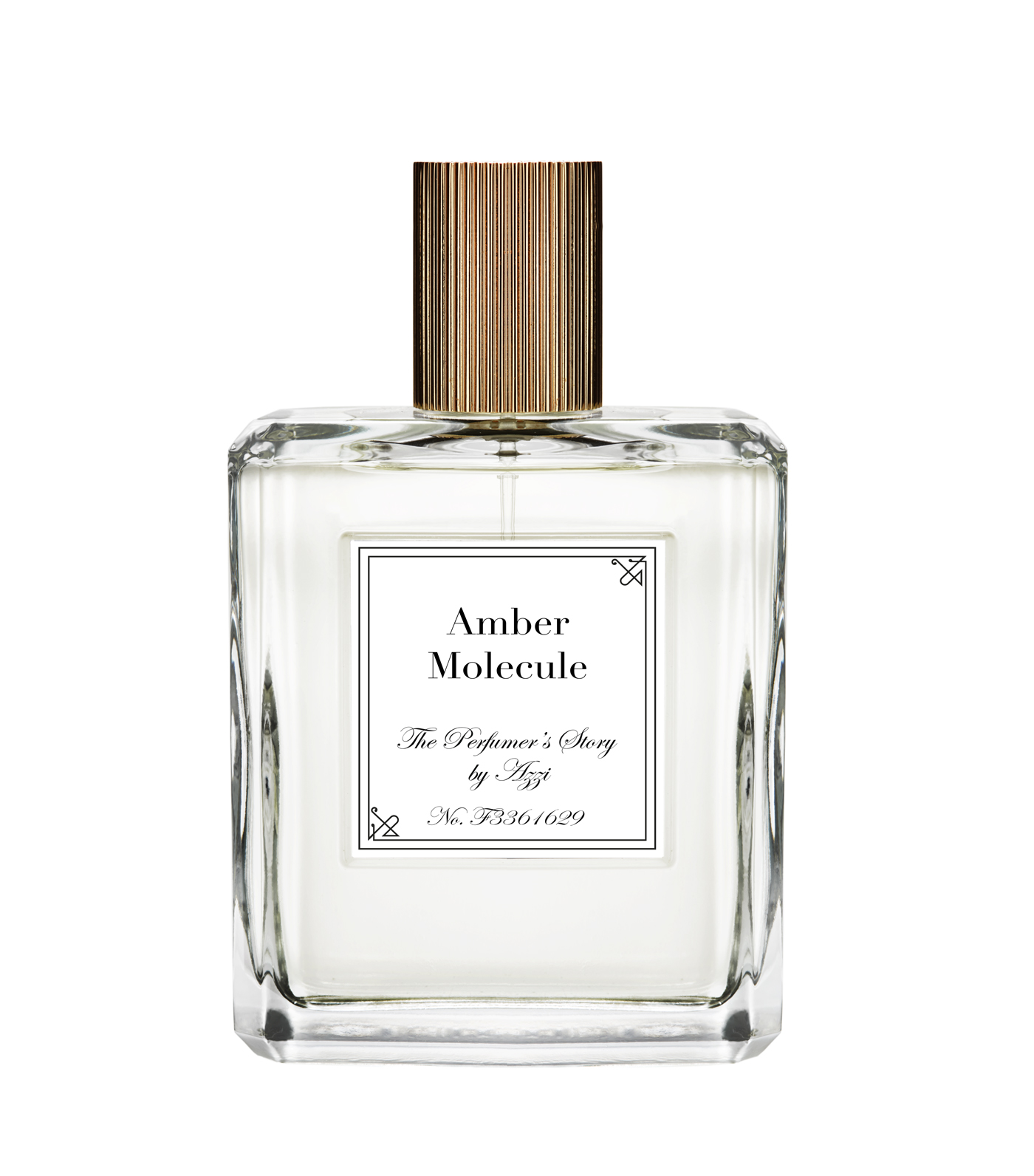 Amber Molecule Eau De Parfum 150ml by The Perfumer's Story by Azzi on curated-crowd.com