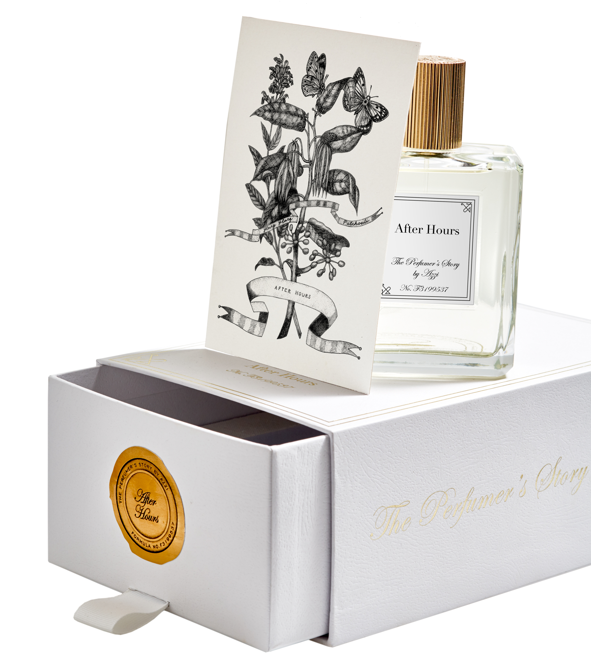 After Hours Eau De Parfum 150ml by The Perfumer's Story by Azzi on curated-crowd.com