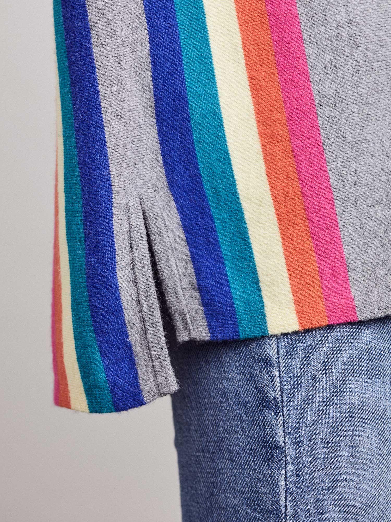 Alex Jumper – Fulmar/Rainbow by LAM on curated-crowd.com