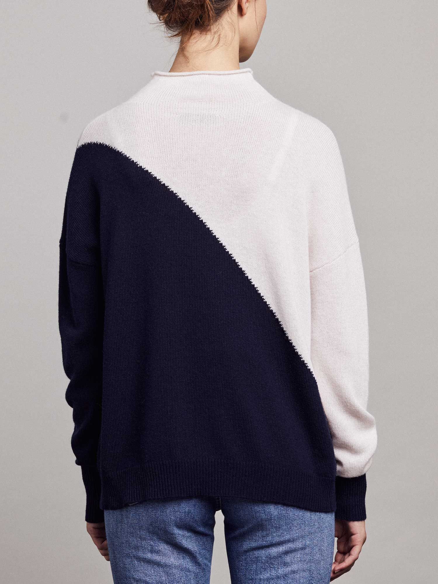 Chloe Jumper – Yacht/Babe by LAM on curated-crowd.com