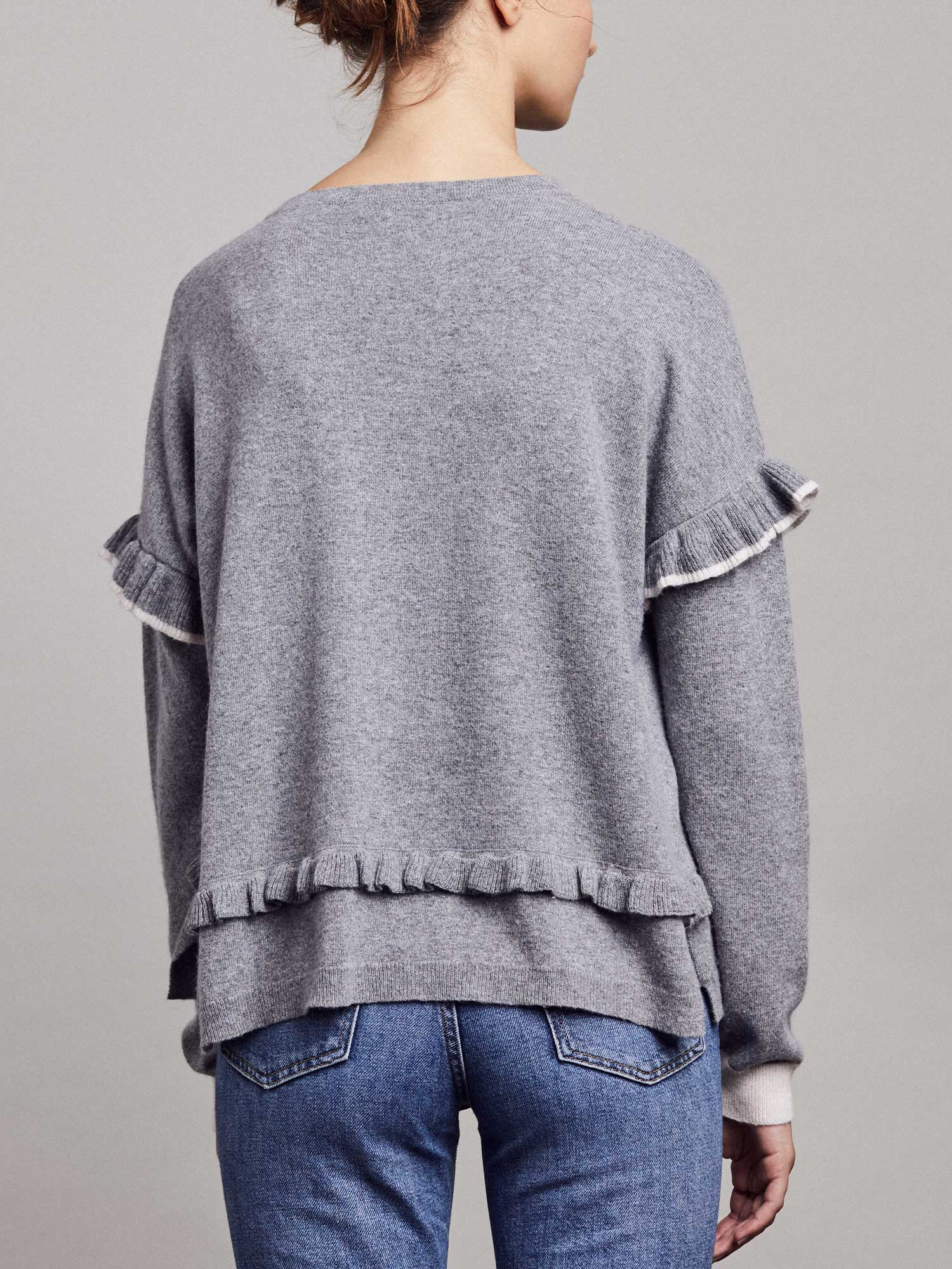 Freya 'Star' Jumper – Fulmar/Prom by LAM on curated-crowd.com