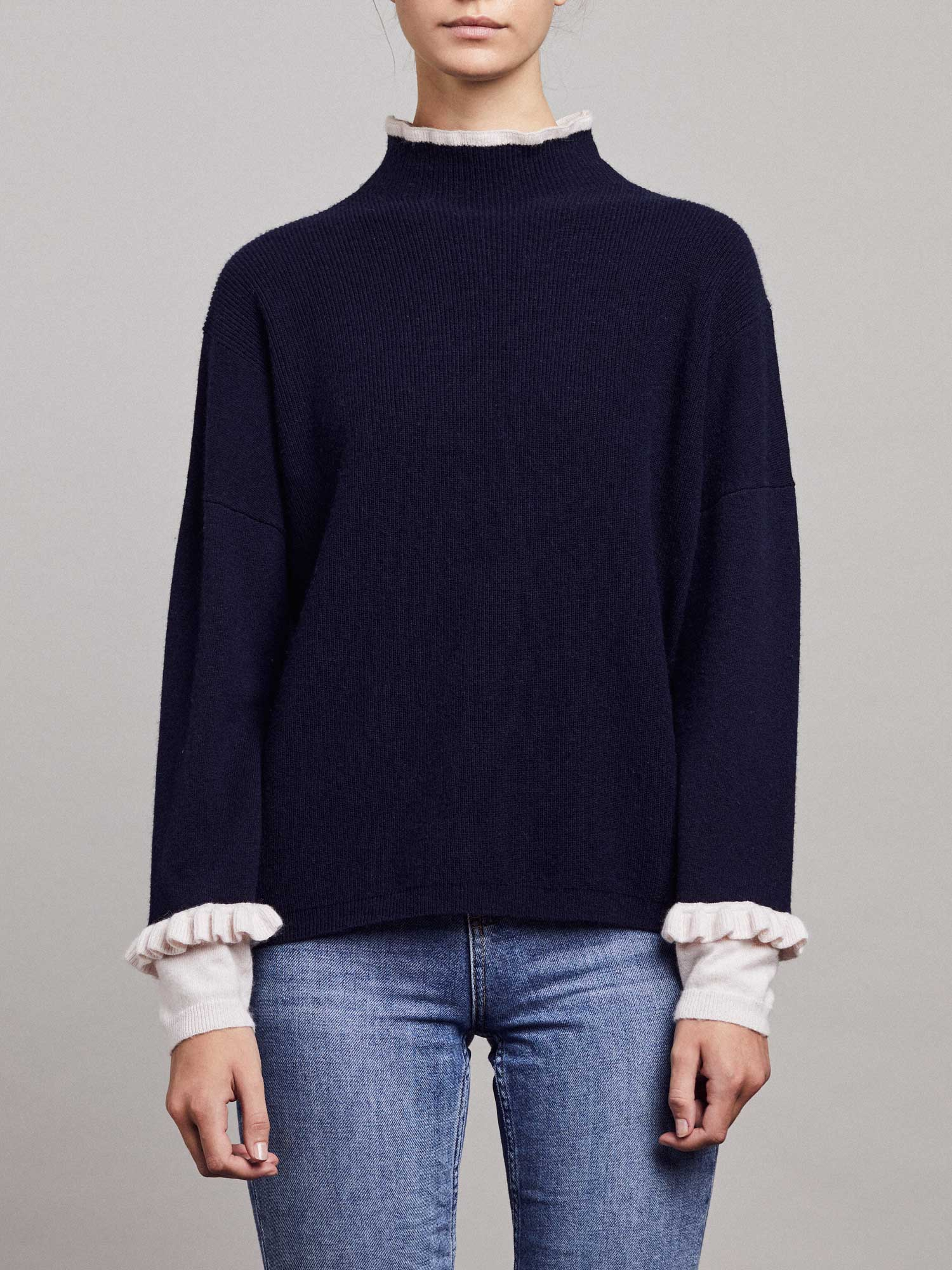 Grace Jumper – Yacht/Babe by LAM on curated-crowd.com
