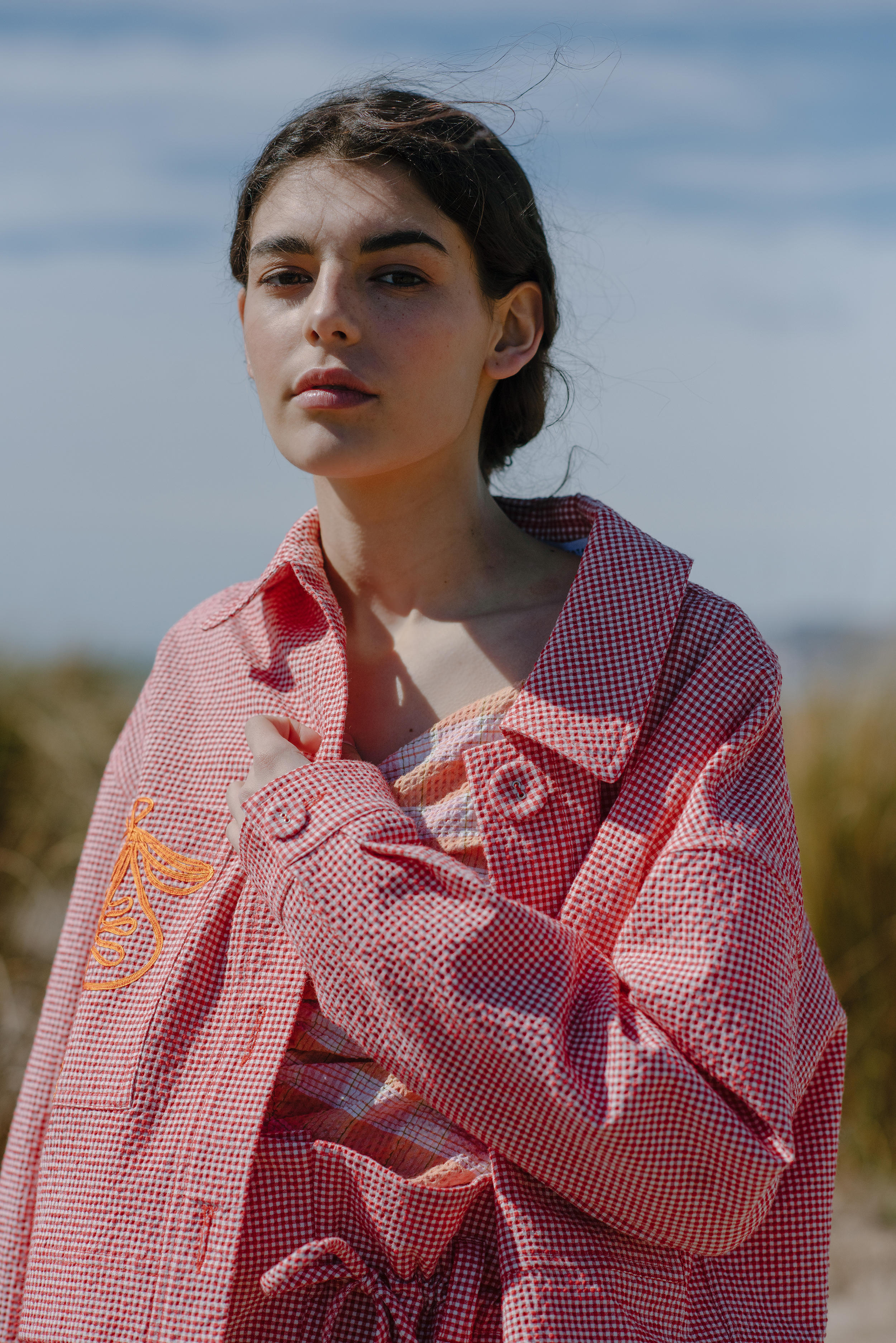 Baño Jacket by Berta Cabestany on curated-crowd.com