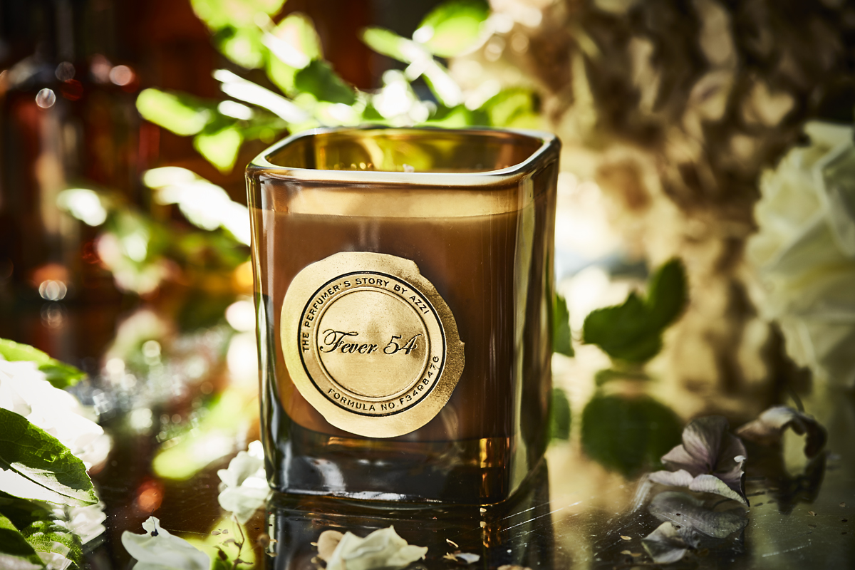 Fever 54 Candle 180g by The Perfumer's Story by Azzi on curated-crowd.com