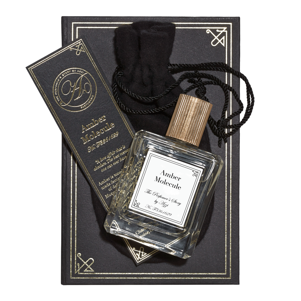 Amber Molecule Eau De Parfum 30ml by The Perfumer's Story by Azzi on curated-crowd.com