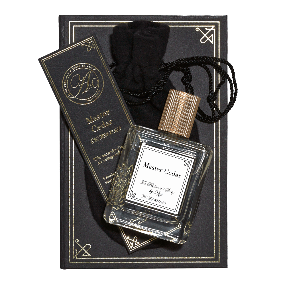 Master Cedar Eau De Parfum 30ml by The Perfumer's Story by Azzi on curated-crowd.com