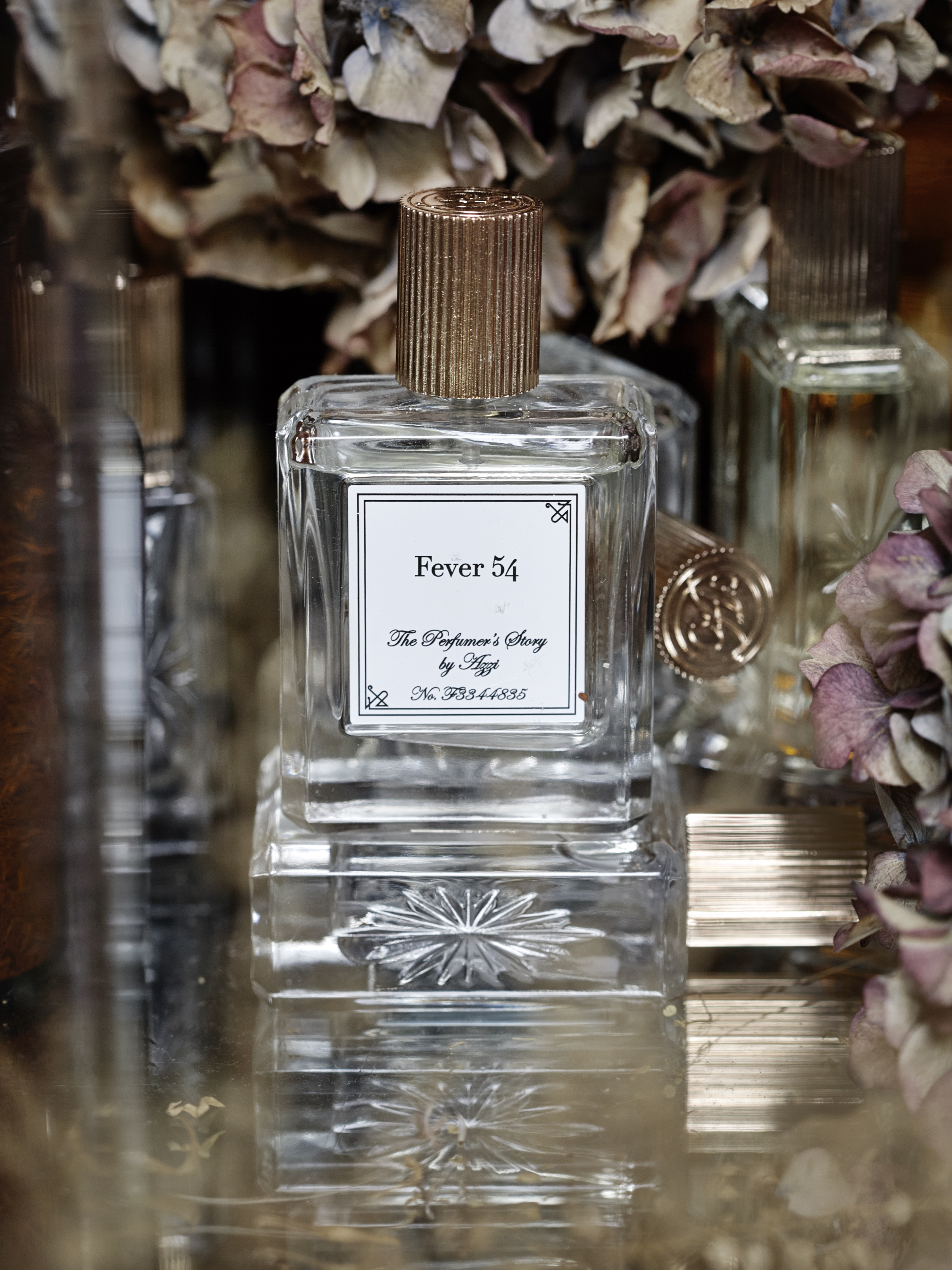 Fever 54 Eau De Parfum 30ml by The Perfumer's Story by Azzi on curated-crowd.com